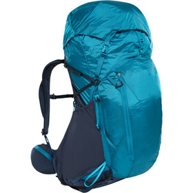 The North Face Banchee 50 Rugzak Dames, urban navy/crystal teal